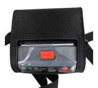 Сумка чохол з кріпленням на пояс і на плече для принтера UROVO k319 / k419